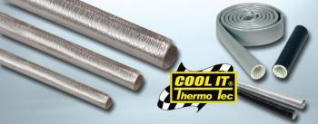 Hitzeschutz für Leitungen und Kabel