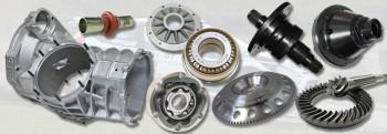 Antrieb/Getriebe