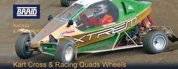Braid Kartcross Felgen