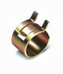 Federschelle AML W1 D12  Spannbereich 11,1 - 12,9mm