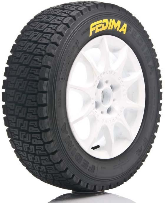 Fedima Rallye F4 Competition 2017  155/70R13 75T S0 supersoft