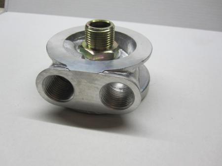 Mocal Ölkühler-Adapterplatte 3/4 Zoll  ohne Thermostat