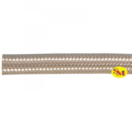 Mocal/Aeroquip Schlauch 1/2 edelstahlummantelt  - meterware -