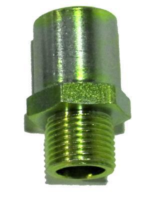 Mittelbolzen Ölkühler-Adapterplatte M20
