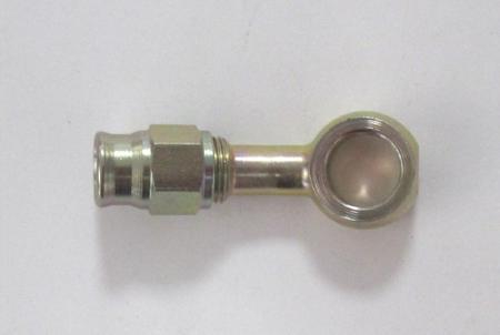 Anschluß Banjo 10mm 20° lang verz.  Dash 03