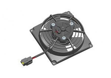 Spal Kühlerventilator 400m³ saugend  D128-D115 T=58 / VA69A-A101-87A 12V