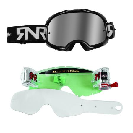 Crossbrille  Rip n Roll Colossus XL Brille mit Roll Off s