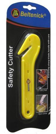 Beltenick® Gurtmesser  gemäß FIA / DMSB Art. 253-6.1