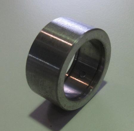 Buchse 25,4x34 x16,1h   - für Gelenklager 1/2 Zoll (AVO/GAZ Dämpfer)