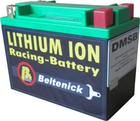 Beltenick® Rennbatterie 12V 7AH - 340CCA LiFePo4  Lithium Ionen 1,4 kg   DMSB zertifiziert