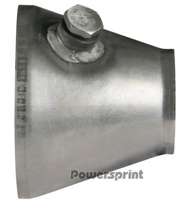 Powersprint Kat-Anschluss-Konus  symmetrisch, mit Lambda-Anschluss