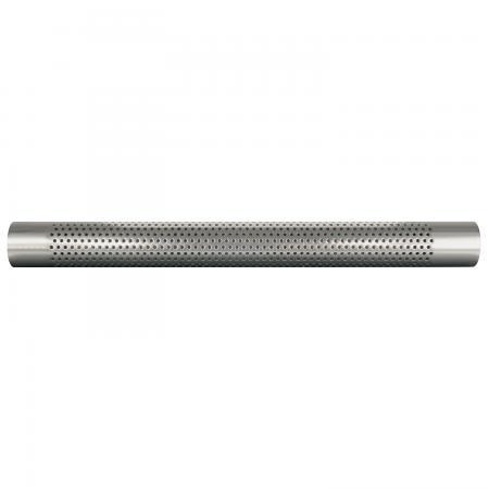Powersprint Absorber-Rohr 304 AISI  gelocht, Ø 38mm, 1000 mm