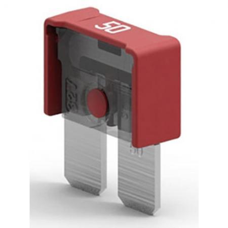 Sicherung 50A rot  Maxi Compact Flachsicherung