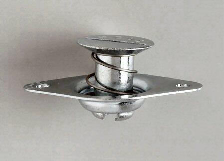 DZUS Fastener Klemmbereich 6,7 - 7,6mm  50er set ALL19002