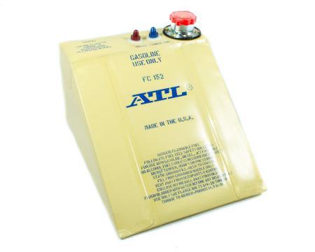 ATL Sicherheitstank  7,5 gal. 28,5 ltr.  FIA FT3 zugelassen komplett