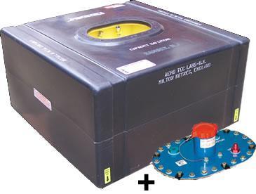 ATL Sicherheitstank 32 gal. 120ltr.  FIA FT3 zugelassen komplett mit Deckplatte