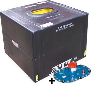 ATL Sicherheitstank 44 gal. 170ltr.  FIA FT3 zugelassen komplett mit Deckplatte