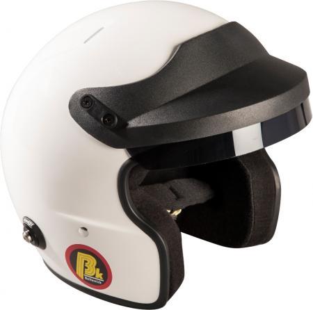 Beltenick® OF Racing mit Hans Clips  Homologation FIA 8859-2015 Jet Helm