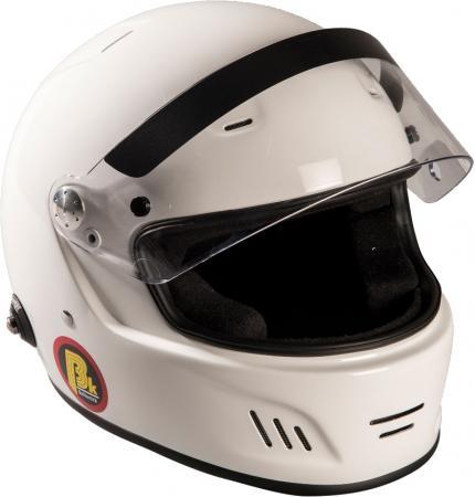 Beltenick® FF Racing mit Hans Clips  Homologation FIA 8859-2015 Integral Helm