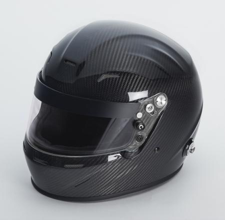 Beltenick® Full Face Carbon mit Hans Clips  Homologation FIA 8859-2015 Integral Helm