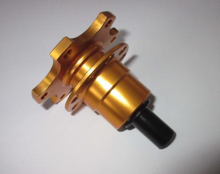 Beltenick® Lenkradschnellverschluss Cross  6x70mm zum Aufschweißen