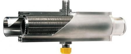 Laminova Ölkühler 425mm   - Öl-Wasser Wärmetauscher