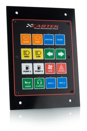 Cartek Power Distribution Panel  Stromkreisverteiler-Panel