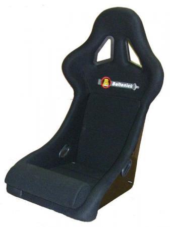 Beltenick® FIA Rennsitz Dakar schwarz