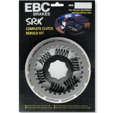 EBC Kupplungskit verstärkt Suzuki GSXR 600/750  08-10