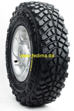 Fedima 4x4 Extreme Evolution M+S   - 195R15 100 Q (195/80R15)