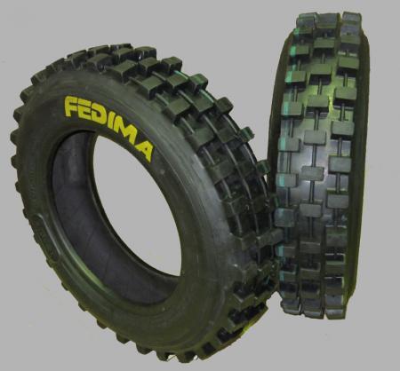 Fedima CRM 11/64-15  5.60 R15 - 3 Reihen
