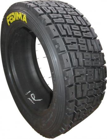 Fedima Rallye F5 18/65-15 (asymmetrisch)  (Michelin Casing)  195/65R15 91T S1 soft