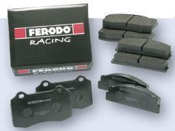 Ferodo Bremsbelagsatz DS 3000  FCP0876R ohne KBA