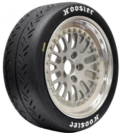 Hoosier Rallye Asymetrisch Asphalt  195/50R15 185/580R15 DH E Kennzeichnung