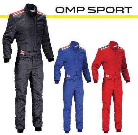 Rennoverall OMP Sport   FIA 8856-2000 / FIA 8856-2018