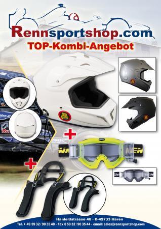 FIA Offroad Komplettangebot  Beltenick® Kombi Angebot FHR System