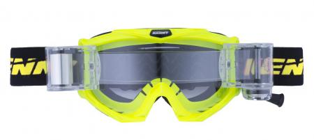 Roll Off Crossbrille Kenny Track Max   neon gelb