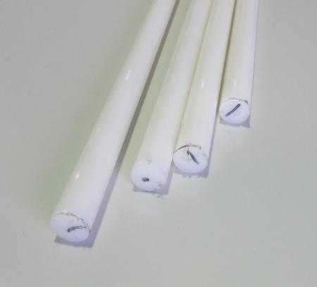 Kunststoffstab PE natur Durchm. 25mm