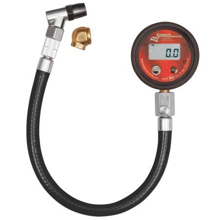 Longacre Luftdruckmesser digital  0-4,1 bar
