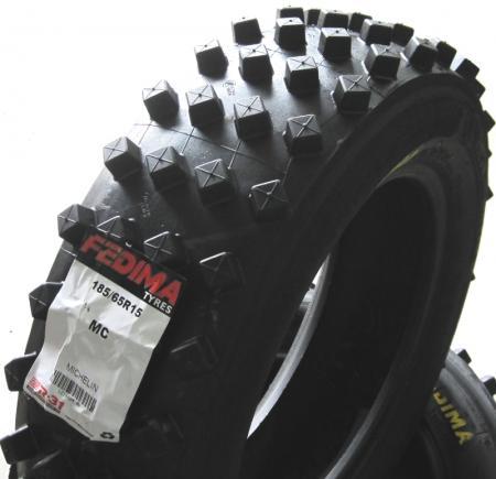 Fedima MC Sandcross   - 195/40R16 - 4 Reihen