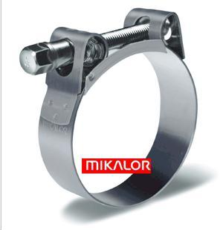 Mikalor Schelle aufklappbar Supra W2   Spannbereich 73-79mm 25mm breit