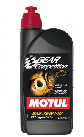 Getriebeöl Motul Gear Comp 75W140  Vollsynthetisches Getriebeöl 1 ltr.