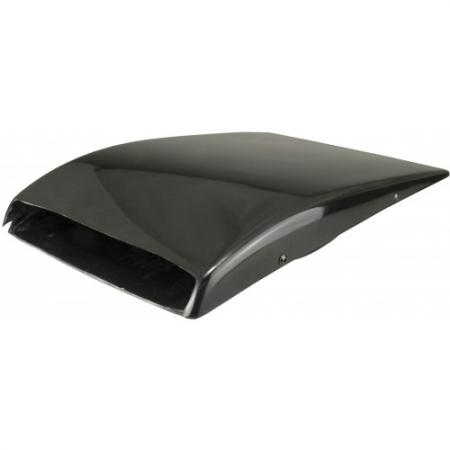 GFK Dachbelüftung Dachhutze  Kunststoff schwarz