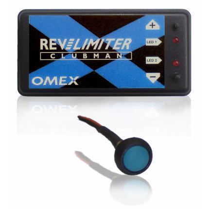 Omex Drehzahlbegrenzer Clubman mit Launch-Control-System  für Einfachzündung