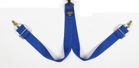 6-Punkt Schrittgurt für RCU400  blau