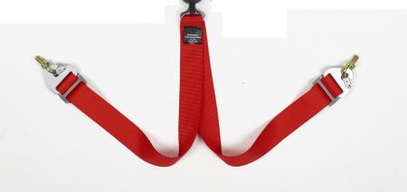 6-Punkt Schrittgurt für RCU400  rot