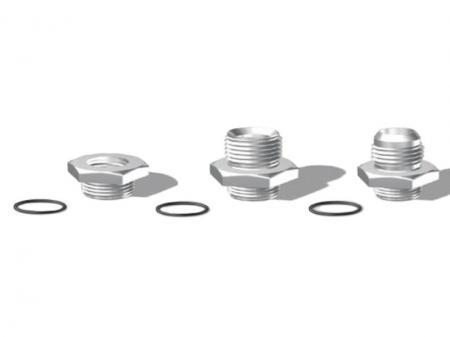 Aluadapter Setrab Ölkühler  passend für Pro-Line und Slim-Line Ölkühler