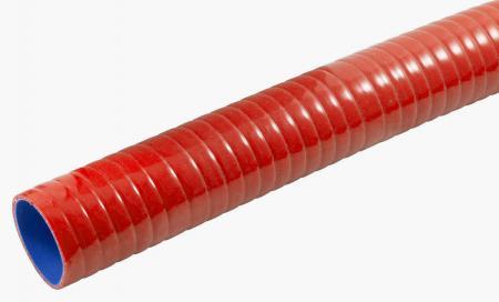 Samco Superflex Schlauch 18mm   Meterstück rot