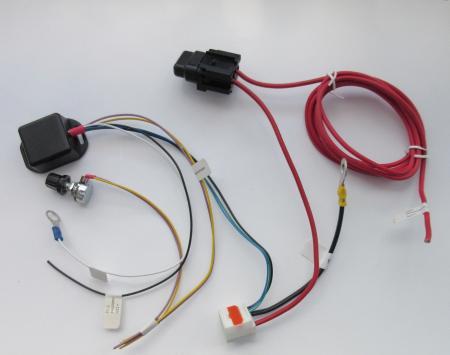 Zusatzsteuergerät komplett  passend für Servolenkung Opel Agila