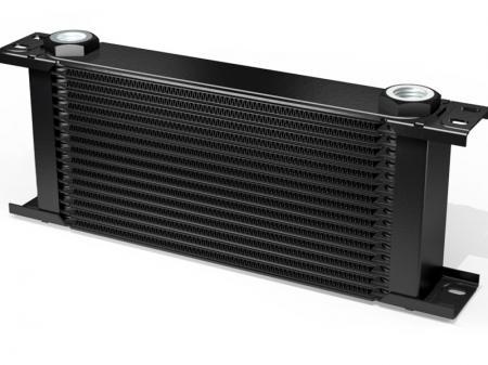 Ölkühler Setrab Pro Line STD Serie 6  Gesamttiefe 50mm - Gesamtbreite: 330mm (Netzmaß: 220mm)